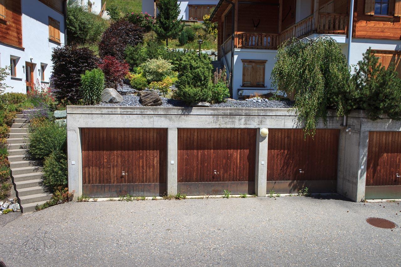 wohnung garage